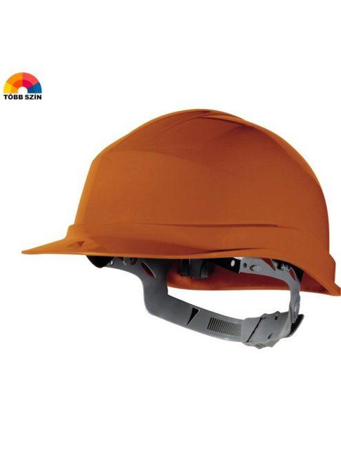 Narancssárga munkavédelmi sisak