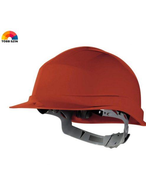 Piros munkavédelmi sisak