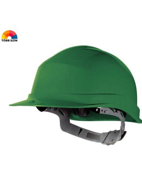 Zöld munkavédelmi sisak